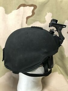 MSA ACH Combat Helmet MICH 2000 Ops Core Dial Wilcox LBT Cover Special Forces SF $380.00