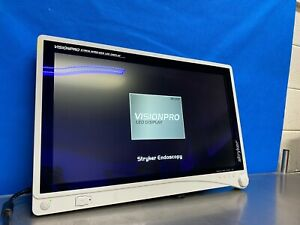Stryker Visionpro Synk Wireless Led Display Monitor W Power Adapter