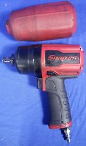 Snap On Pt850 1 2 Air Impact Wrench Driver