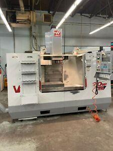 2000 Haas Vf 3b Cnc Vertical Machining Center In Good Working Condition