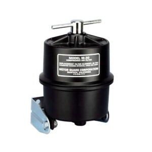 Motor Guard M30 Sub Micronic Compressed Air Filter