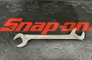 Snap On Tools Vs38 1 3 16 Sae Large 4 Way Angle Head Open End Wrench Usa