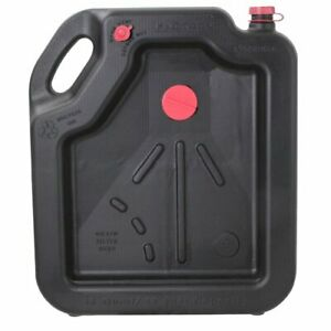 Oil Change Drain Container 16 Quart Large Pan Leakproof High Capacity Car Auto