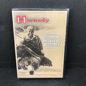 Hornady 99237 Joyce Hornady Training Video on Reloading and Bullet Accuracy $19.99