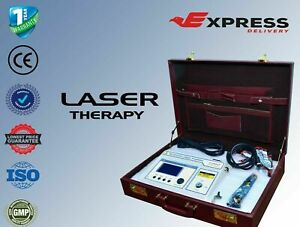Advanced Chiropractic Low Level Laser Therapy Cold Physiotherapy Unit Machine