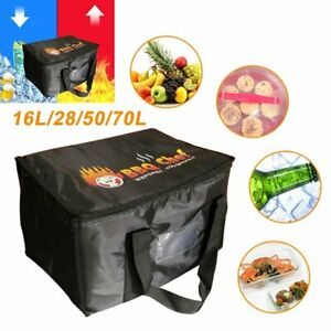 Food Delivery Insulated Bags Pizza Takeaway Thermal Warm cold Bag Ruck Cz