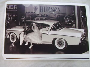 1956 Studebaker Coupe 11 X 17 Photo Picture