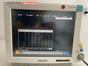 Philips Intellivue Mp70 M8007a Patient Monitor ca2111