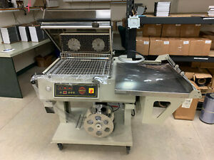 Minipack torre Synthesis 760 Shrink Wrap Machine With Shrink Wrap