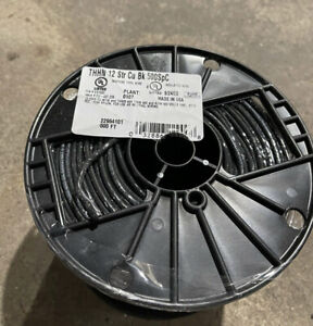 Southwire 12 Awg Thhn 19 str red 500 Reel