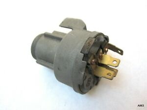 Delco Remy Ignition Switch 1116556 1959 Chevy El Camino 56 59 Pickup Truck