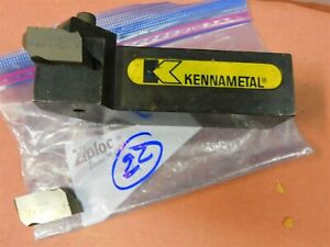 Kennametal Nsr 245d N 5 r Indexable Lathe Tool Holder 1 5 X 1 5 X 5 Lot 22