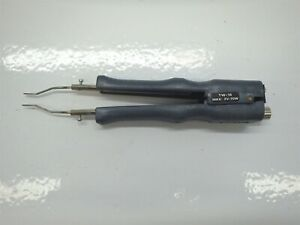Pace Tw 15 Resistweez Resistance Soldering Iron With Tips No Wiring