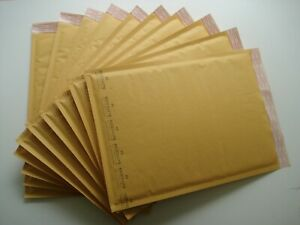 10 5 Ecolite Kraft Bubble Mailers 10 5 X 16 Made In Usa