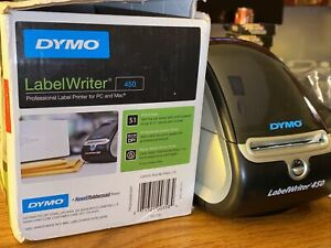 Dymo Label Printer Labelwriter 450 Thermal Label Printer For Pc And Mac