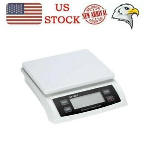 66lb 30kg 1g Portable Digital Electronic Scale Shipping Postal Scales adapter