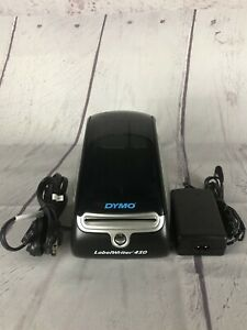 Dymo Labelwriter 450 Thermal Label Printer 1750110 W Power Supply No Usb Cable