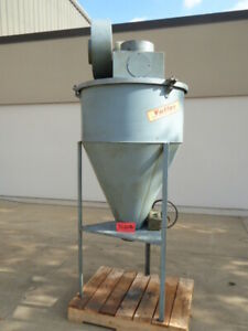 Used Dust Collector Vallas Cyclone Dust Collector dust Collectors