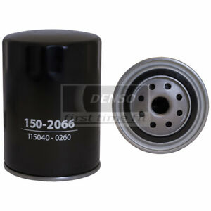 150 2066 Denso Auto Parts Engine Oil Filter P N 150 2066