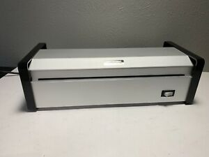 Usi Hd1200 Heavy Duty Thermal Pouch Laminator 12 Laminates Up To 15 Mil Thick