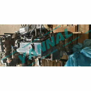 New D1503 Complete Diesel Engine Assembly For Kubota