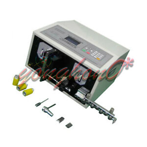 Swt508 sd Computer Wire Peeling Stripping Cutting Machine