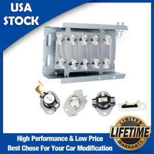 279838 Dryer Heating Element Kit For Whirlpool Kenmore Roper Maytag Part 3403585