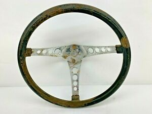 Vintage Superior Performance Products The 500 Steering Wheel Hot Rat Rod
