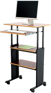 Safco Products Muv 35 49 h Stand up Desk Adjustable Height Computer Workstation