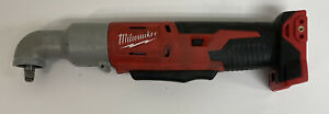 Pre Owned Milwaukee 2668 20 M18 Cordless 2 Speed 3 8 Right Angle Impact Wrench