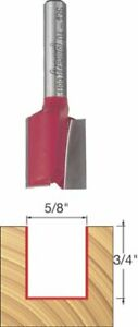 Freud 04 136 Router Bit 5 8 In Dia X 2 1 8 In Oal Smooth
