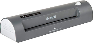 Scotch Thermal Laminator 2 Roller System Professional Finish Use Home Office