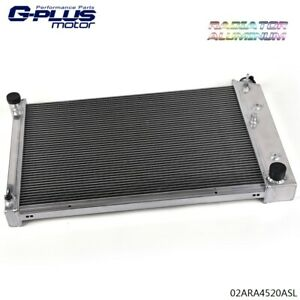 Front Mount Full Aluminum Racing Radiator Fit For 78 88 Chevy Monte Carlo