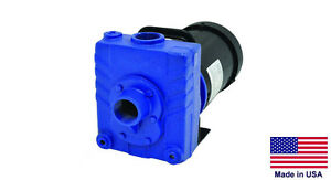Centrifugal Pump Stainless Steel Explosion Proof 115 230v 1 Ph 1 5 Ports