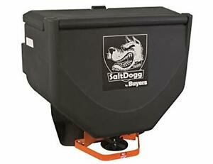 Tgs06 Buyers Products Salt Dogg Tailgate Spreader 10 Cubic Foot Capacity