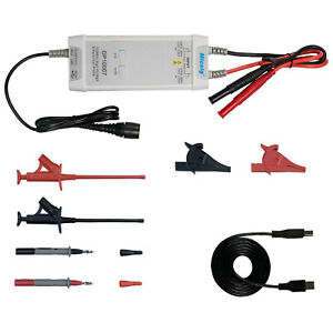 Oscilloscope High Voltage Differential Probe Kit Dp10007 100mhz 700v Accessory