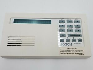 Bosch Security Systems D1255 Remote Fire Annunciator New Free Shipping