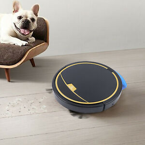 2800pa Smart Clean Robot Vacuum Suction Floor Sweeper Auto Cleaning Machine Hot