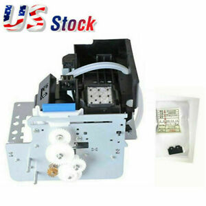 For Mutoh Vj1604e 1624 Pump Capping Assembly Maintenance Cap Station Dx5 Solvent