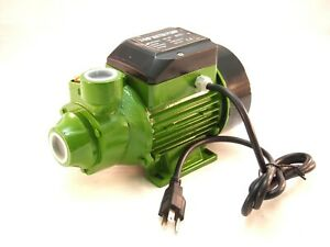 34 Hp Electric Centrifugal 1 Water Pump Pool Garden