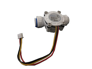 Gredia 3 8 Quick Connect Water Flow Sensor Food grade Switch Hall Effect Flowme