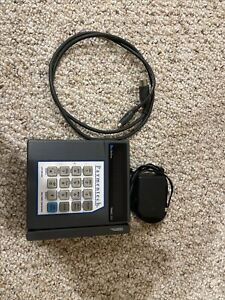 Verifone Tranz 330 Credit Card Terminal With Power Cord