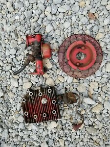 Vintage 1960 s Briggs And Stratton Model 170701 0661 01 Engine Parts 7hp