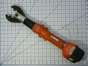 Huskie Tools Eco ez Robo Crimp 6 Tons With Battery And Jaw Free Shipping