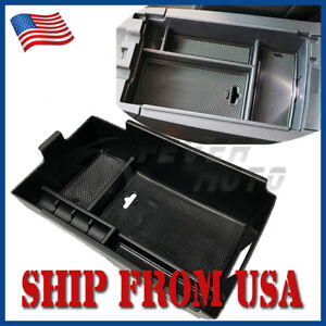 Us Fit 2018 2021 Chevy Equinox Center Console Storage Box Armrest Tray Insert