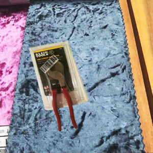 Klein s Tools New Full Box Model 63050 Cutters Cable High Leverage Ratcheting