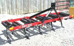 New Dirt Dog 9 Sk All Purpose Plow ripper garden Free 1000 Mile Delivery From Ky