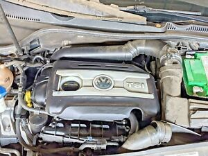 2015 Volkswagen Eos 2 0l Turbo Engine Assembly With 48 200 Miles 14 16
