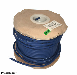 Spool Of Gls Audio Bulk Microphone Cable 2 Conductor W Spiral Shield Over 200ft