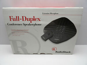 Full duplex Conference Speakerphone With Extension Microphone 43 2006